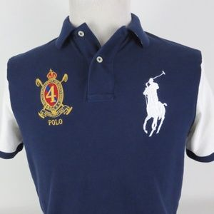 Polo Ralph Lauren Small Classic Fit Polo Shirt